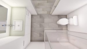 140-South Park Unit J Washroom Plan Render (Olympus Properties)